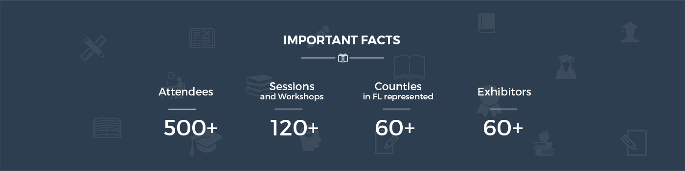 Conference Important Facts Graphic
